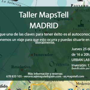 MapsTell Madrid abril